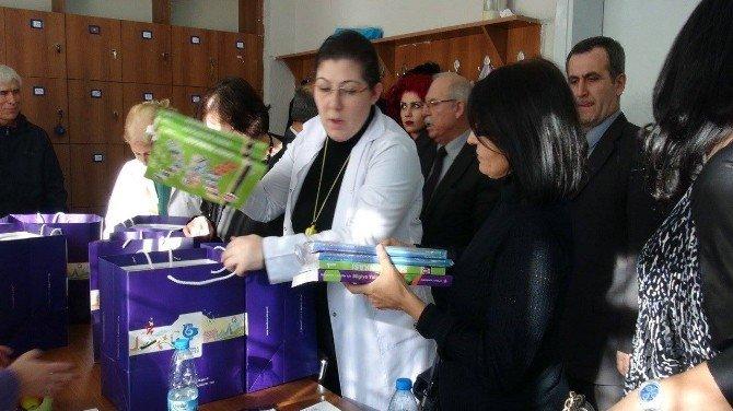 Bandırma Belediyesi'nden Okullara Destek