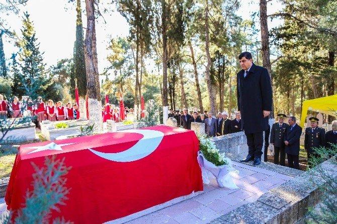 Gaziantep Savunmasının Şehitleri Unutulmadı