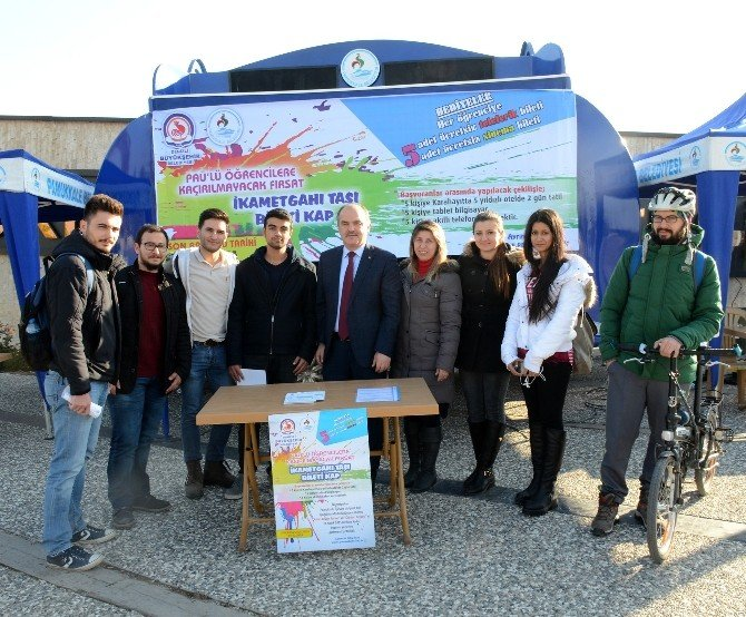 Pamukkale Belediyesi'nden Bilet Kampanyası