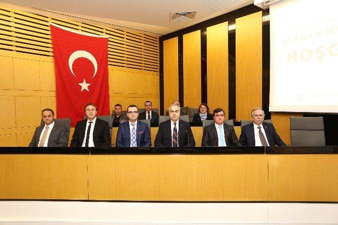 """Kösemusul: """"Sakarya'mız Otomotiv Sektöründe Üs Olmalı"""""""