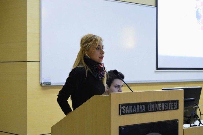 """SAÜ'de """"LÖSEV Farkındalık"""" İsimli Etkinlik Düzenlendi"""