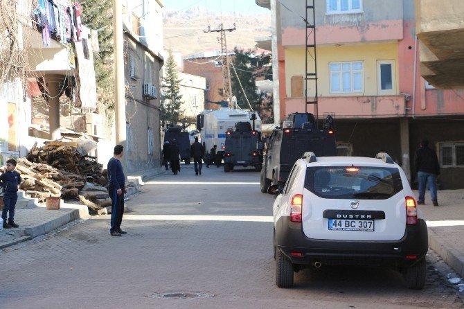 Şırnak'ta Tahliye Edilen Kamu Binasına 3'üncü Saldırı