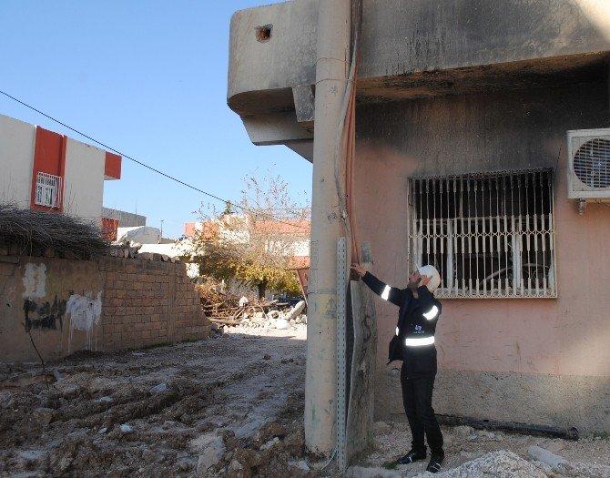 Dicle EDAŞ Nusaybin'de De Zaman Kaybetmedi
