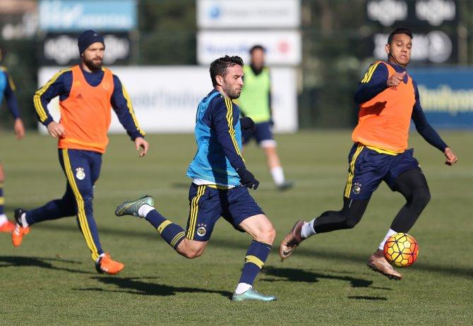 Fenerbahçe, Sivasspor maçı hazırlıklarına başladı