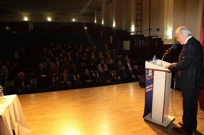 Doç. Dr. Ercan Taşkın Kütahya Kent Konseyi Başkanı Oldu