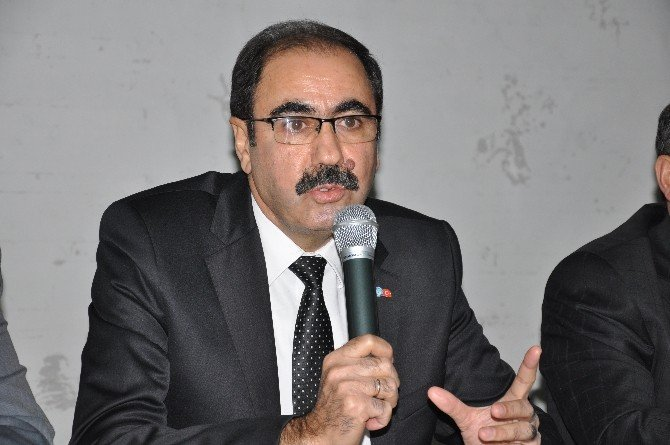 Türk Enerji-sen Genel Başkanı Mehmet Özer: