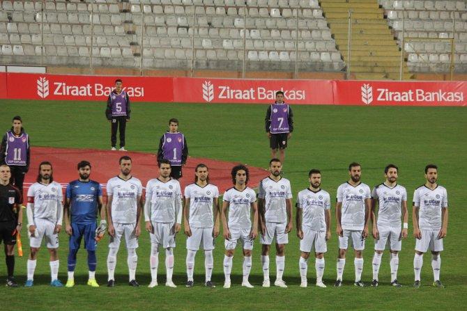 Adanaspor: 2 - Nazilli Belediyespor: 1