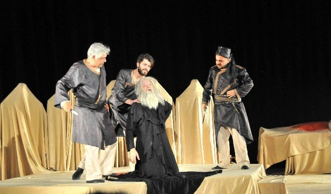 Aşkın Gözyaşları-tebrizli Şems Tiyatro Oyunu Akşehir'de
