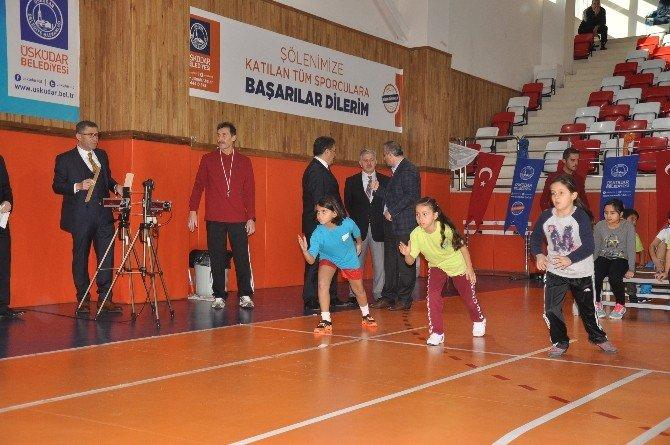 Geleceğin Şampiyonları Üsküdar'da Yarıştı
