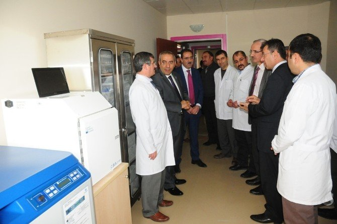 YYÜ'de Kemik İliği Nakil Ünitesi Hizmete Açıldı