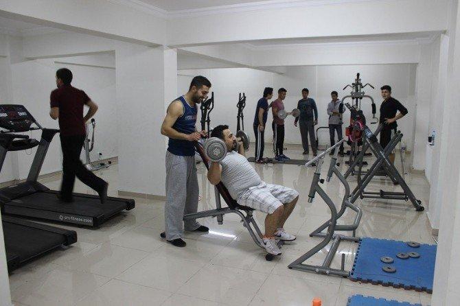 Yavuzeli İlçesi'nde Sağlıklı Yaşam Ve Spor İçin İlk Adım