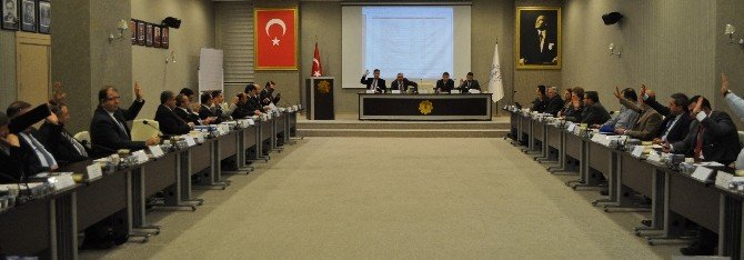 Yılın Son Meclis Toplantısı
