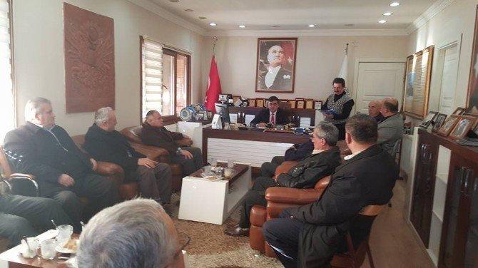 Başkan Yalçın, Yeniden Pazaryeri Spor Kulübü Başkanlığına Seçildi