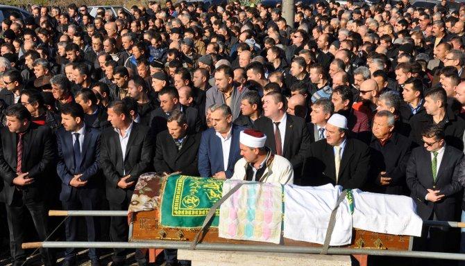Ereğli Belediye Başkan Yardımcısı Atay'ın acı günü