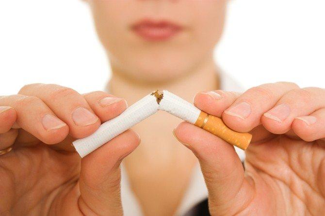 Sigarayı Bıraktıktan Sonra Kilo Kontrolü Mümkün