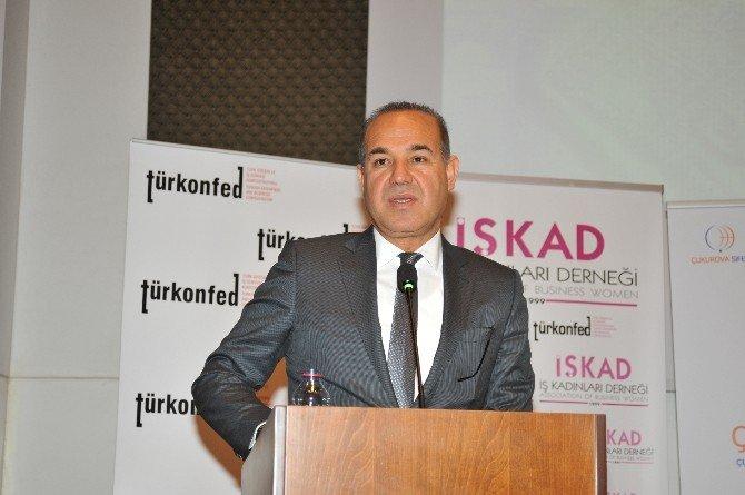 İş Kadınları Adana'da Buluştu
