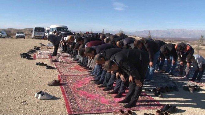 Adıyaman'da Köylüler Yağmur Duasına Çıktı