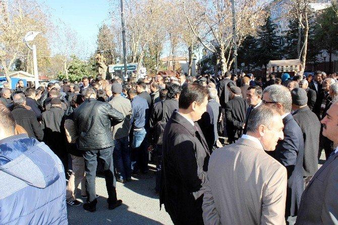 Sivil Toplum Kuruluşları Terör Örgütü PKK'yı Protesto Etti