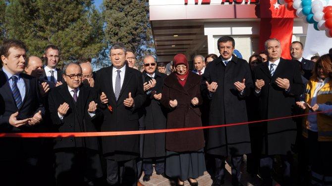 Bakan Ramazanoğlu: Sosyal devlet sorumluluğunu yerine getirmeye çalışıyoruz