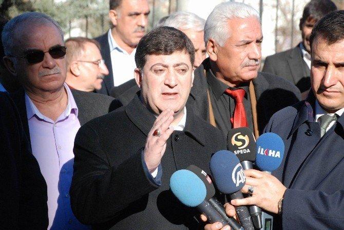 Diyarbakır'da 'Hendek' Tepkisi