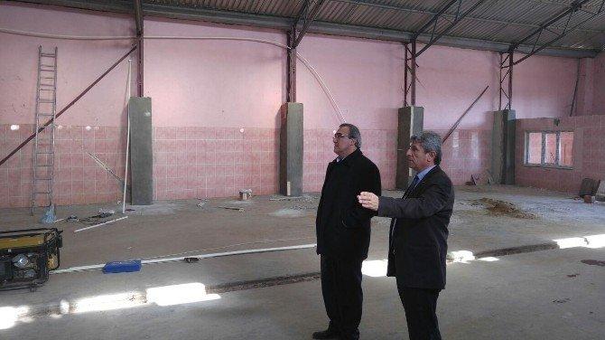 Başkan Karaçoban, Mahalle Ziyaretlerini Sürdürüyor
