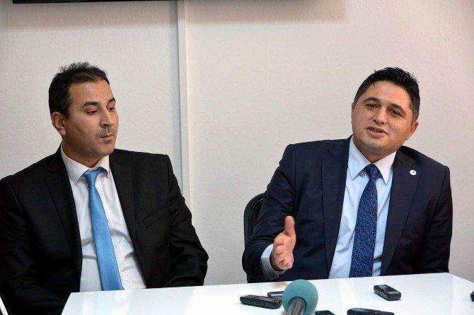 Aliağa'da CHP'li Meclis Üyesi Murat Yaman İstifa Etti