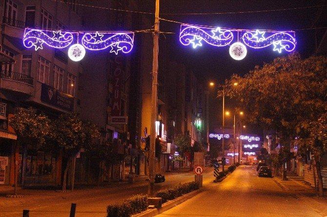 Aydın'da Yeni Yıla Işıl Işıl Girecek
