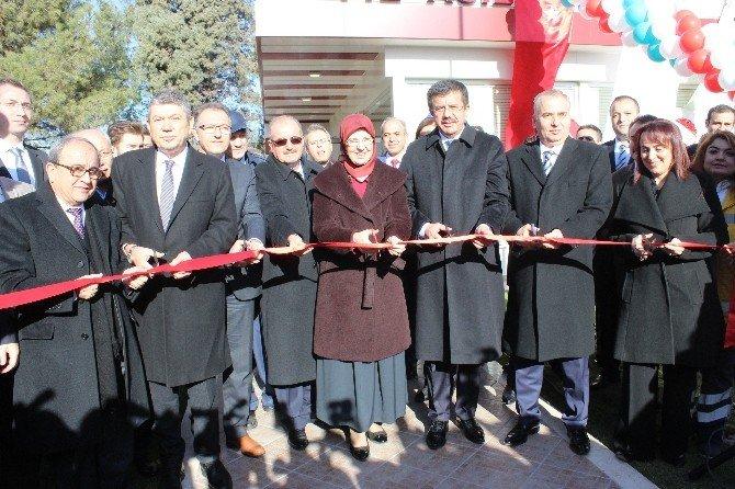 Aile Ve Sosyal Politikalar Bakanı Dr. Sema Ramazanoğlu: