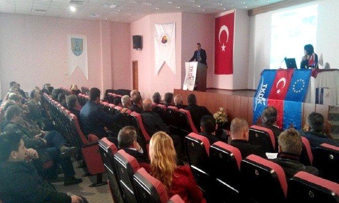 Bandırma'da İpard 2 Programı Toplantısı