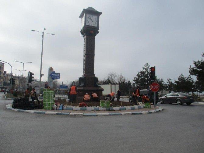 Beyşehir Bahara Şimdiden Hazırlanıyor
