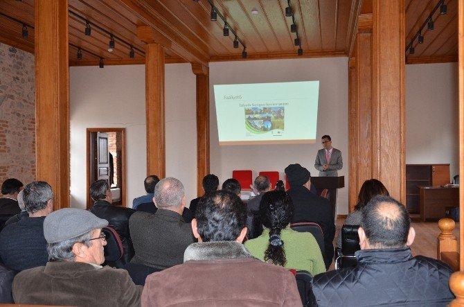 'Seyitgazi Bölgesi Turizminin Geliştirilmesi' Projesi Tanıtım Toplantıları