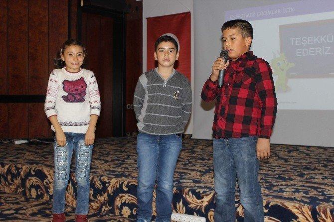 Buharkent'in Çocukları Enerji Konusunda Bilinçlendiriliyor