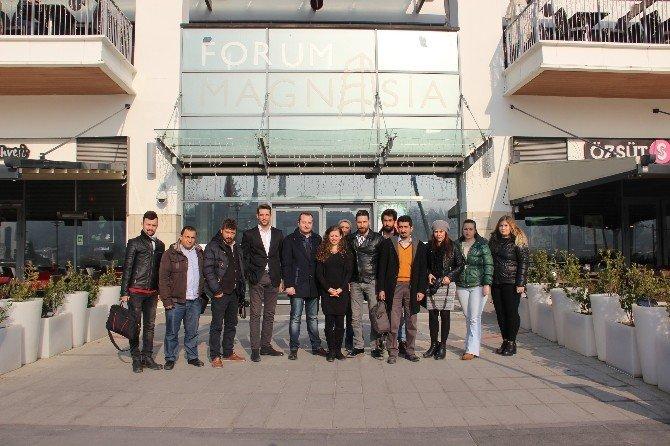 Forum Magnesia AVM'nin Hedefi Şehirde Daha Fazla Bütünleşmek