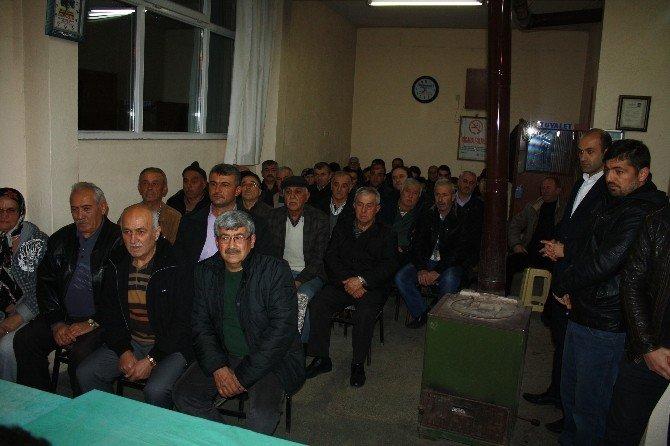 Çaycuma Belediyesi'nden Yeni İmar Planı Bilgilendirme Toplantısı