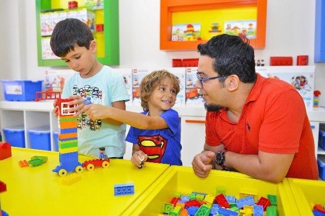 Okul Öncesinde Lego'lu Eğitim Devri