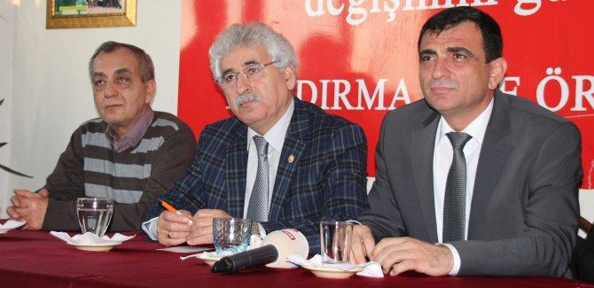 CHP'li Tüm'den Demirtaş'a Rusya tepkisi