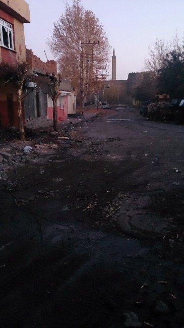 Sur'da Yasak 24'üncü Gününe Girdi