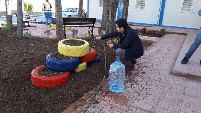 Büyükşehir'den Sıradışı Çevre Koruma Çalışması