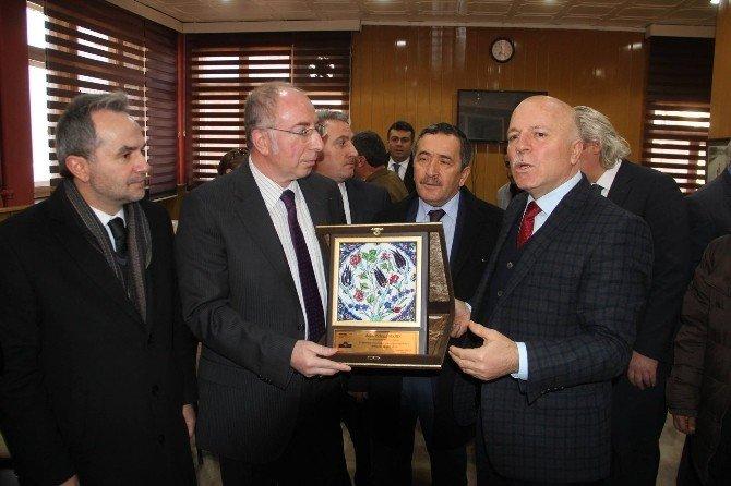 Erzurum Gazeteciler Cemiyeti Yenilendi