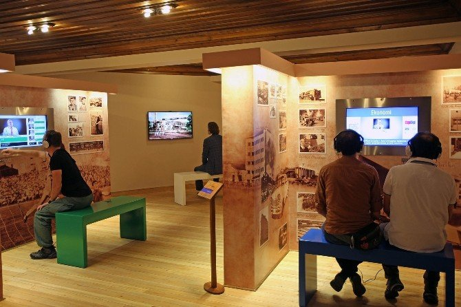 Kent Belleği Müzesi Her Ay Binlerce Kişiyi Konuk Ediyor