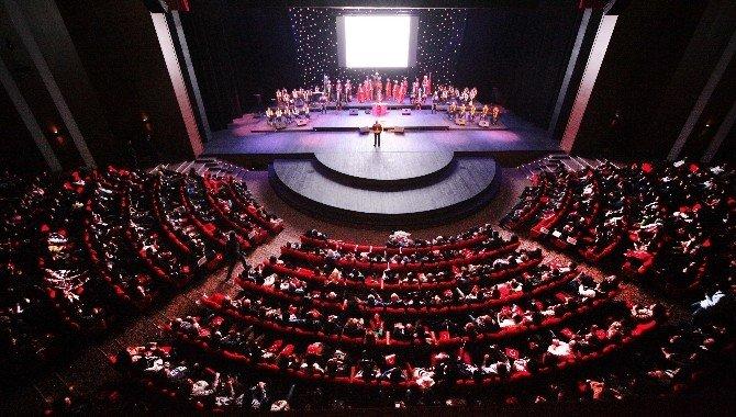 GAÜN'de Muhteşem Kurtuluş Konseri