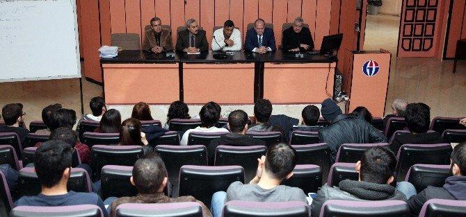 Üniversite Öğrencilerine 'Gaziantep'in Tarih Ve Kültürü' Dersi