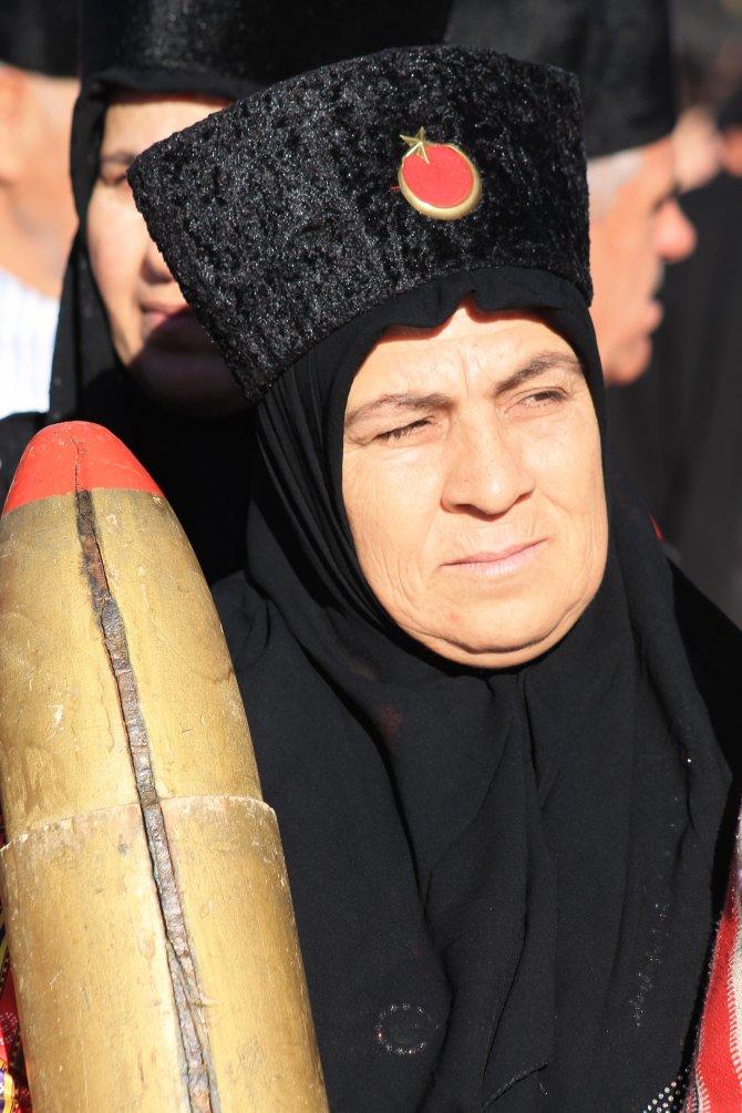 Gaziantep'in düşman işgalinden kurtuluşu kutlanıyor