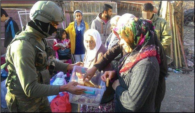 Diyarbakır Sur Müşterek Operasyonundan Yansıyan Kareler