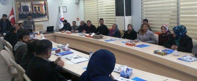Iğdır'da Girişimcilik Kursu Açıldı