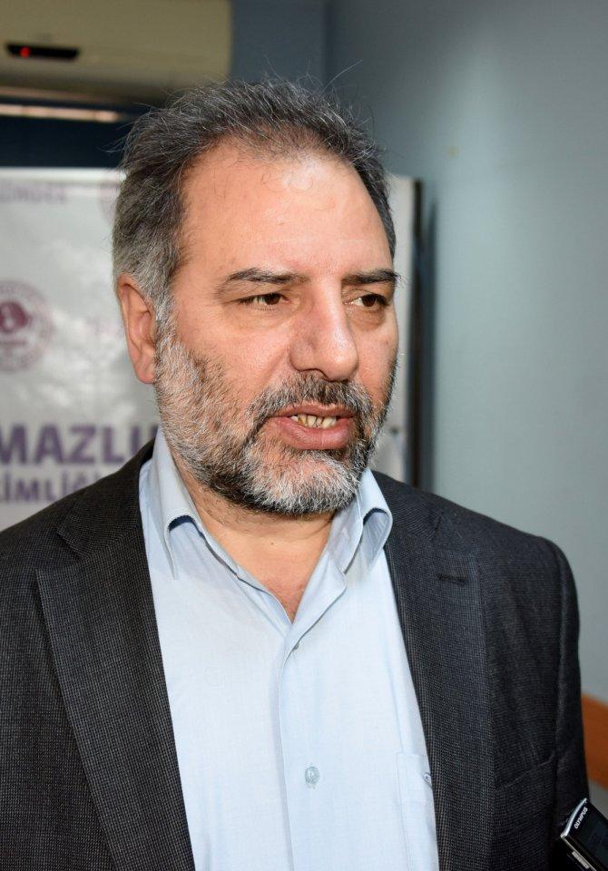 Mazlumder: Gün masum Kürt halkından yükselen feryadı duyma günüdür