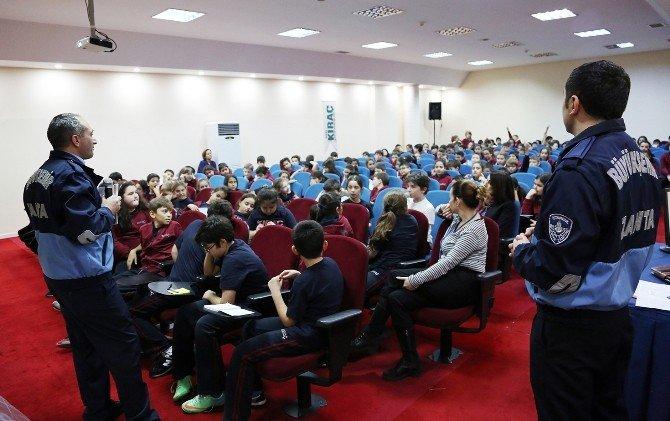 İlkokul Öğrencilerine İBB'den Tüketici Hakları Semineri