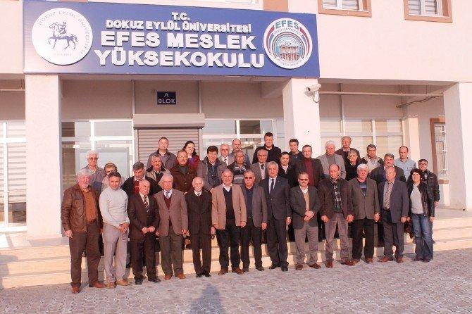 Efes Meslek Yüksek Okulu'na Altı Yeni Program Müjdesi