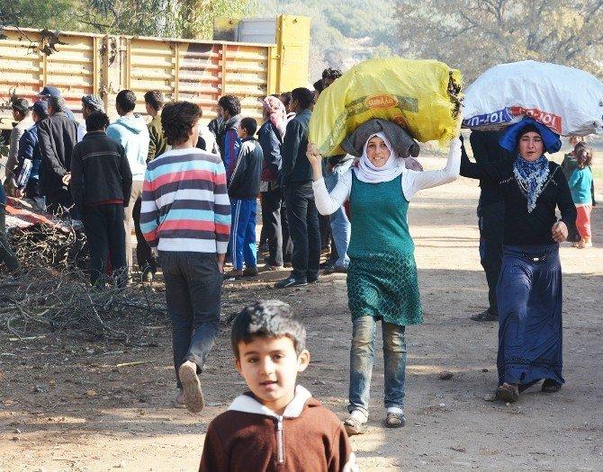 Torbalı'da Suriyeli Mülteciler İçin Kış Seferberliği