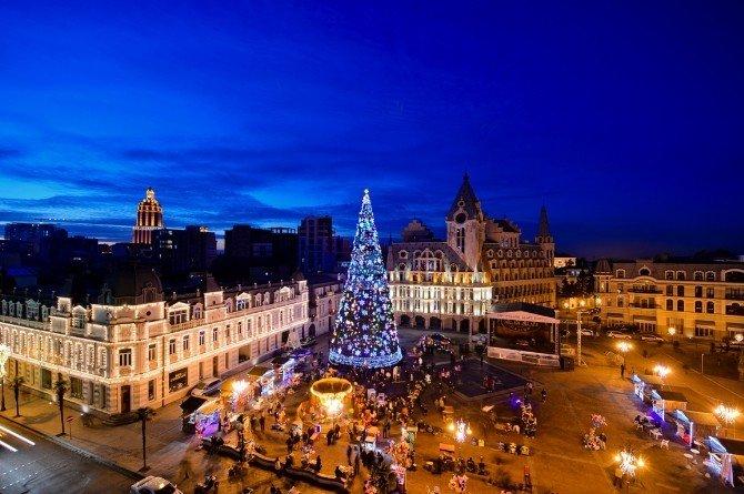 Batum'da Yılbaşı Heyecanı
